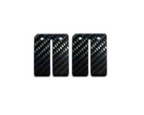 JOllify #045 Carbon Karbon Membrane Cover Echtcarbon