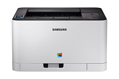 of samsung home laser printers Samsung Xpress C430W Wireless Color Laser Printer with Simple NFC + WiFi Connectivity and Built-in Ethernet (SS230G)