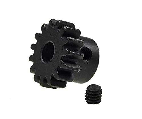 Carson 500405110–Accessori per modellismo: CY-e Motore pignone a 15Denti Specter Brushless