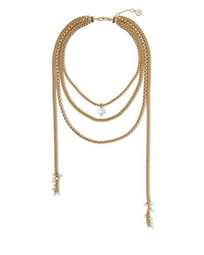 Vince Camuto 16'/18'/22' Draping Multi-Row Necklace