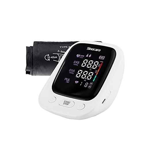 Sinocare Blood Pressure Monitor, Upper Arm Blood Pressure Machine Home Use...