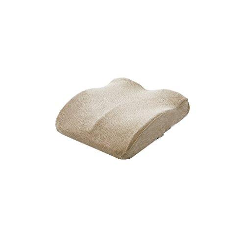 Silla de oficina respaldo cojín amortiguador silla de oficina protección de la almohadilla trasera, cuidado de la descompresión de la oficina columna vertebral, almohada lumbar almohada almohada almoh