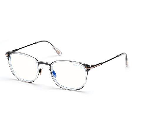 Tom Ford TF-5694-B 001 - Gafas de acetato (plástico), color negro