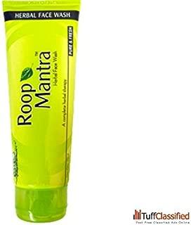 Roop Mantra Ayurvedic Herbal Face Wash Cucumber Acne Pimples Fairness Skin 115 ML