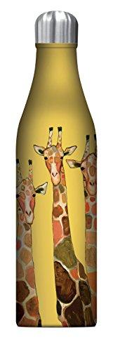 Studio Oh 25 oz Insulated Stainless Steel Water Bottls Giraffe