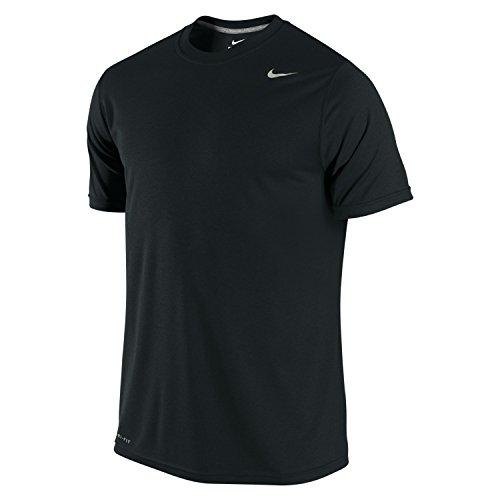 Nike Men's Legend Short Sleeve Tee, Black, XL