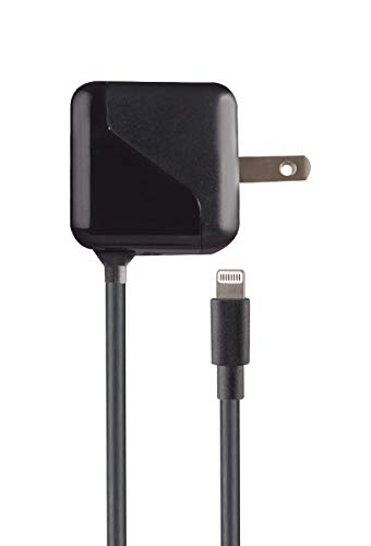 Vivitar Wall to Lightning Power Cable (VM20019-BLK)