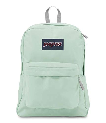 JanSport Superbreak Backpack (Brook Green)