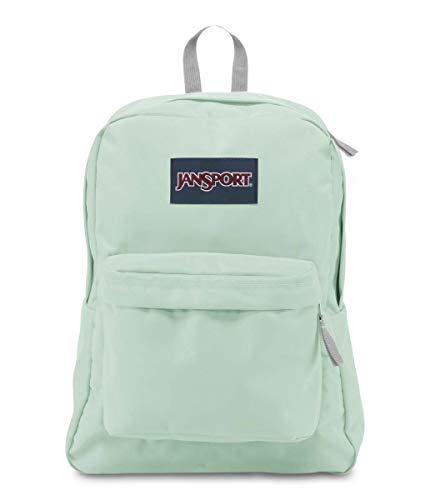 JanSport Superbreak Backpack (Brook Green)