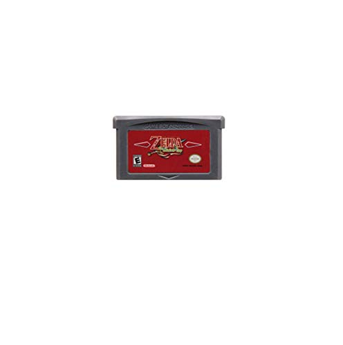 The Legend of Zelda The Minish Cap Game Cartridge Card For Gameboy GBA Game Card US Reproduction Version