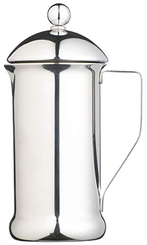 Kitchen Craft Le'Xpress - Cafetera de acero inoxidable (8 tazas,...