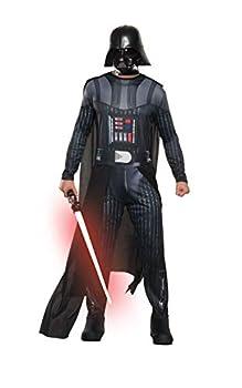 Rubie s Star Wars Men s Classic Darth Vader Costume Multi X-Large