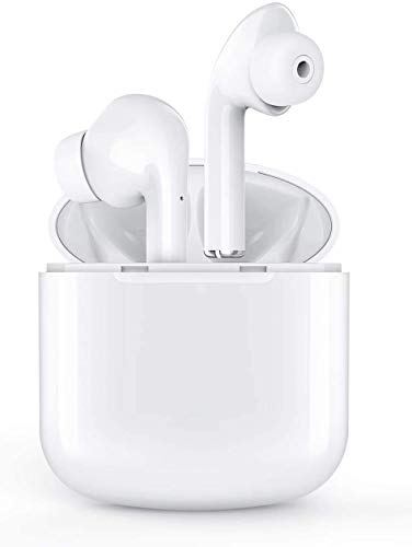 Auriculares inalámbricos, auriculares Bluetooth con estuche de carga IPX5 Bluetooth 5.0 auriculares inalámbricos