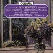 Myaskovsky;Cello Sons.1 & 2