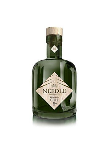 NEEDLE BlackForest Destilled Dry GIN 0,5liter