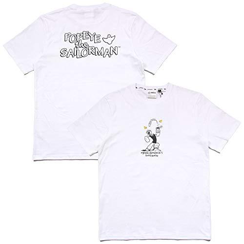 [マークゴンザレス] Tシャツ 半袖Tシャツ メンズ MARK GONZALES XL ホワイト mark20ss021