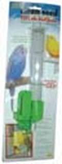 JW Pet Company Clean Seed Silo Bird Feeder Bird Accessory
