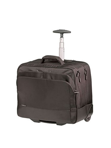 Fellowes Thrio Trolley - Maletín para portátil de 15.6