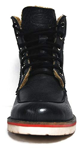 Jesse James Shoe Winter Workboot Black-46