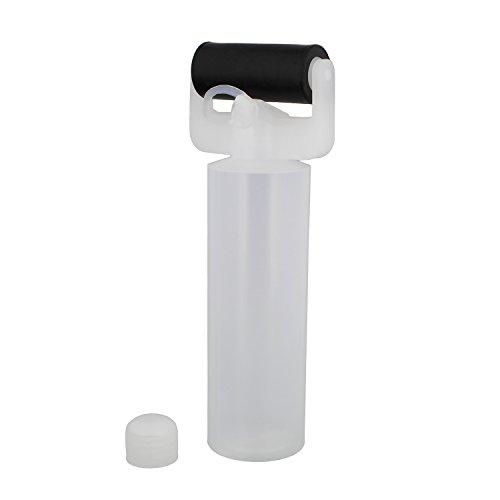 DCT Wood Glue Roller Applicator Bottle – 8 oz ounce Wood Glue Bottle with Wood Glue Applicator Roller Dispenser & Cap