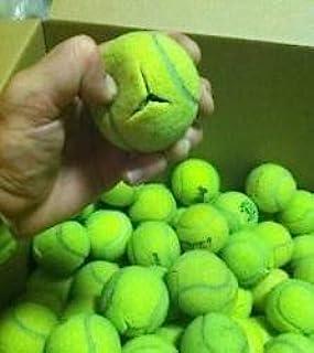200 PreCut Recycled Tennis Balls For Chairs (Bulk)