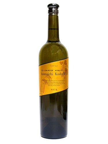 東一(あづまいち) 純米吟醸 甲州ワイン樽貯蔵 750ml