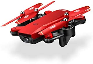 XB HD Camera, Best Drone for Beginners with Altitude Hold, G-Sensor, Trajectory Flight, 3D Flips, Headless Mode, One Key Operation(1080p) Red