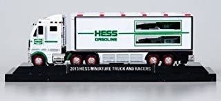 1 X 2013 Hess Miniature Truck and Racers