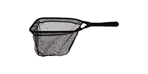 Frabill Livewell Net | Knotless Micromesh Net | Accommodates Any Livewell Configuration | Hoop Size 8' x 21', Black, One Size (3621)