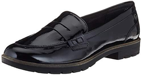 Tamaris Damen 1-1-24600-25 Slipper, schwarz, 38 EU