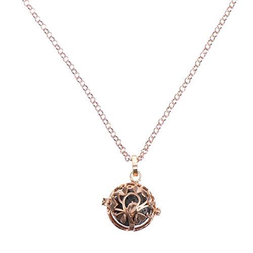 Top 10 Best lava stone essential oil necklace Reviews