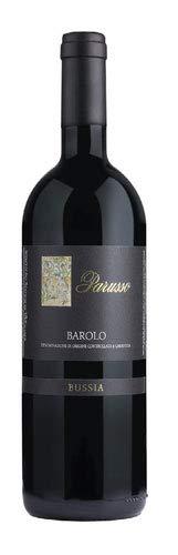 Confezione da 6 Bottiglie Vino Rosso Barolo Bussia Parusso -cz