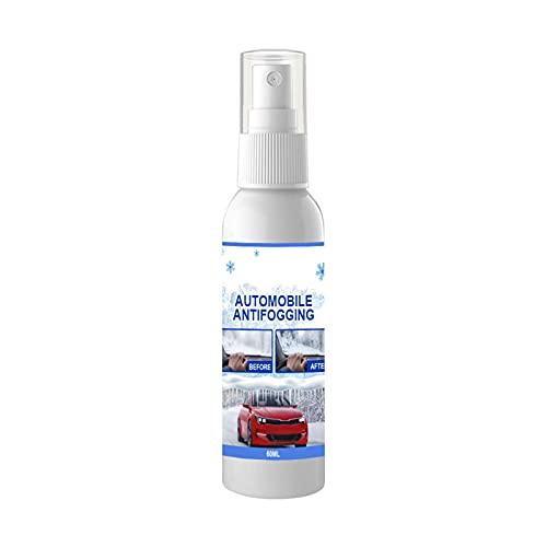 K-Park Limpiacristales de Coche Repelente de Lluvia - Auto Interior Glass Anti-Fog Quick Sheen Anti-Fog Spray Cuidado del automóvil para vidrios, Ventanas, Gafas, máscaras, Espejos, Gafas Helpful