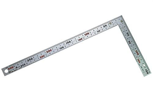 シンワ 曲尺厚手広巾30cmMg付 10425