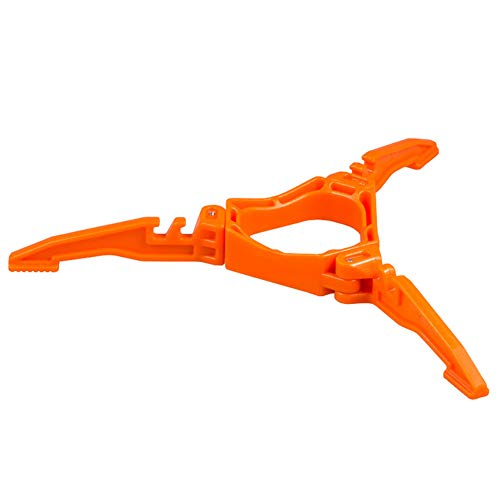 Nai-Style Camping Stove Bracket Folding Tripod Outdoor Gas Tank Support Canister Stand Portable Stove Holder