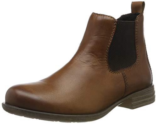 Remonte Damen R0970 Chelsea Boots, Braun (Muskat/Muskat 24), 41 EU