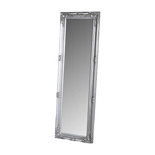 Melody Maison - Specchio alto da parete in argento