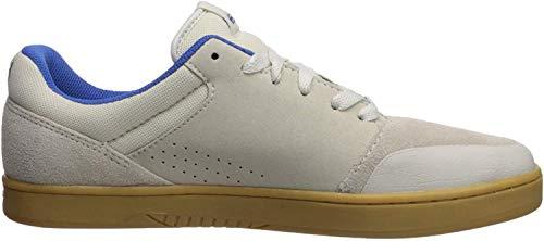 Etnies Marana, Zapatos de Skate para Hombre, White Blue Gum, 40 EU