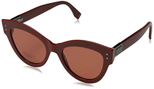 occhiali da sole donna fendi Fendi FF 0266/S U1 C9A 52 Occhiali da Sole