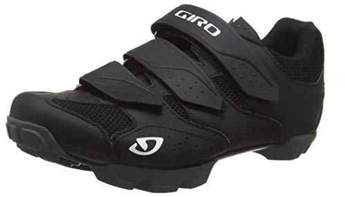 Giro Riela RII MTB, Unisex-Adult Cycling Shoes Cycling Shoes, Black, 3.5 UK (36.5 EU)