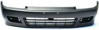 CarPartsDepot, Front Bumper Cover Primed Plastic New Hatchback Replacement, 352-20285-10-PM HO1000141 71101SR0A00ZZ??
