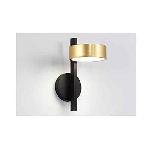 CHENTAOCS wandlamp Nordic minimalistische woonkamer TV-kast gang wandlamp creatieve persoonlijkheid bedlampje