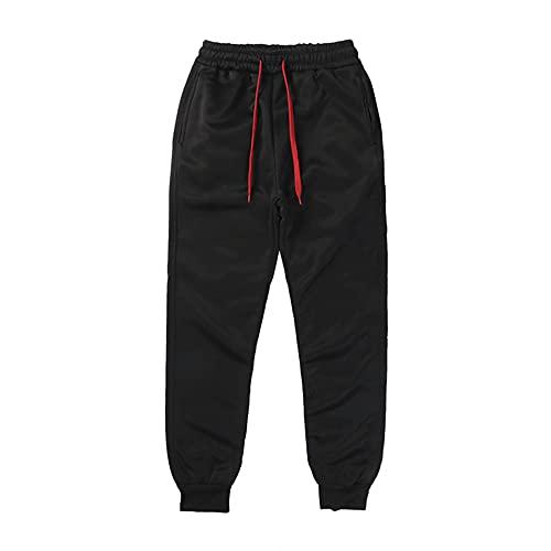 N\P Men Slim Fit Tracksuit Sweatpants Sport Gym Skinny Casual Pants