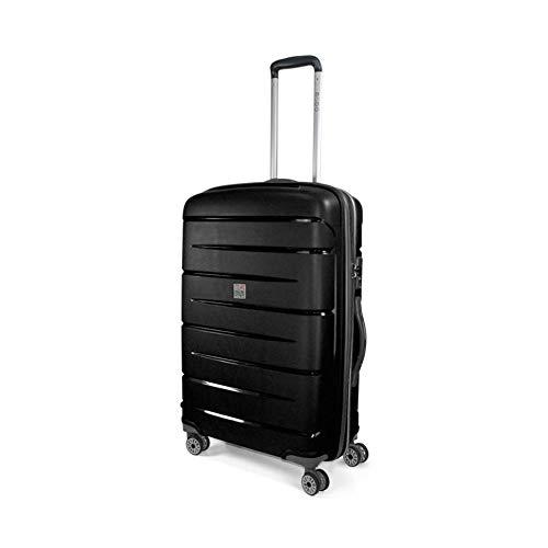 Roncato Starlight 2.0 Trolley, 71 cm, 80 litri, Nero