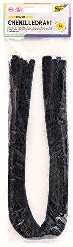 Alambre Manualidades Negro Marca Folia