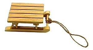 BUDILA® Holzschlitten mini
