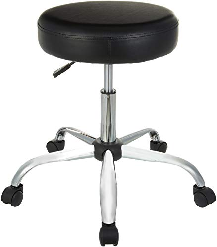 Our #3 Pick is the AmazonBasics Multi-Purpose Office Stool