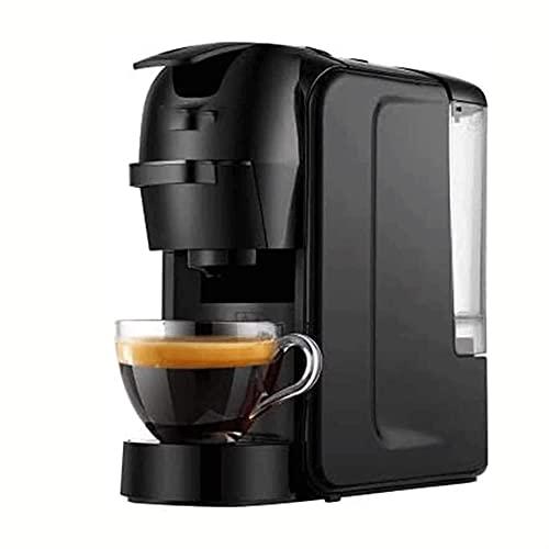 Ekspres do kawy Ekspres do kawy, Mała kapsułka Espresso Przenośny biurowy Domowy dzbanek do kawy, Wielofunkcyjny ekspres do kawy 4 w 1, Szybkie zaparzanie, Ekspres do kawy 19 barów
