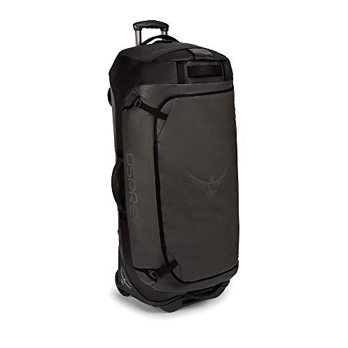 Osprey Rolling Transporter 120 Unisex Durable Wheeled Travel Pack - Black (O/S)