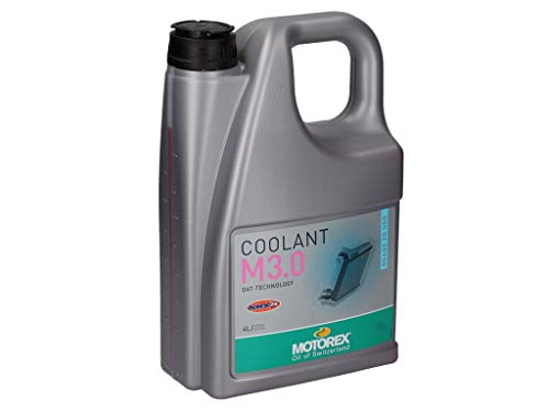 Motorex Coolant M3.0 Ready to Use Kühlflüssigkeit 4 Liter